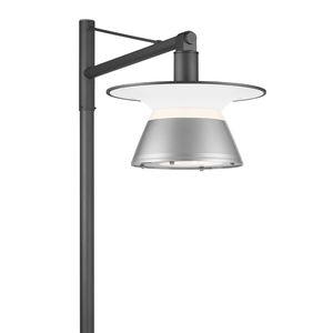 lampadaire urbain / contemporain / en aluminium / en acrylique