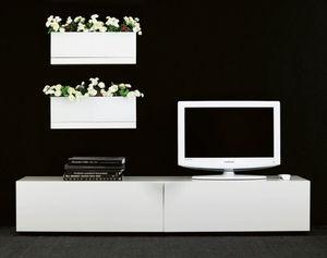 meuble TV contemporain