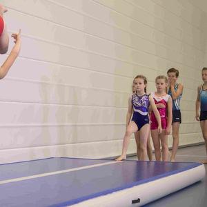 matelas de réception pour gymnastique