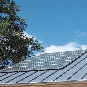 système de montage pour toiture en tuiles / intégré / pour installations photovoltaïques