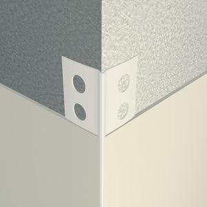 profilé de finition en PVC