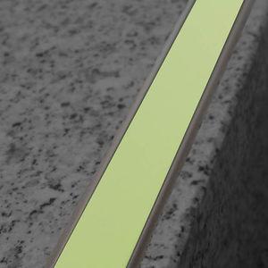 profilé de séparation en aluminium anodisé