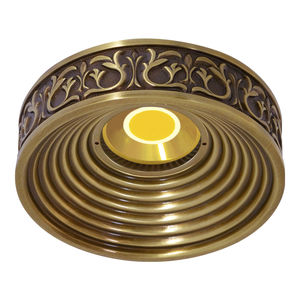 downlight en saillie / à LED / rond / en métal