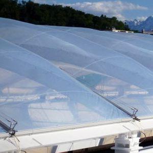 système de toiture en ETFE