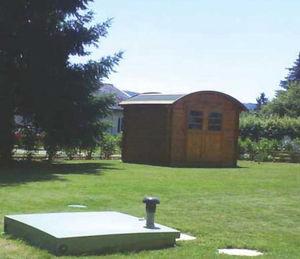 micro station d'épuration d'eau