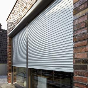 volets roulants / à lames / en aluminium / pour fenêtres