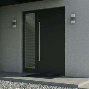profilé pour porte en aluminium