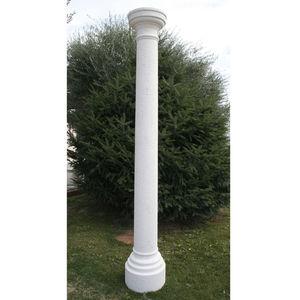 colonne en béton