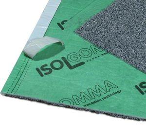 isolant thermo-acoustique / en polyester / en EPDM / pour plancher