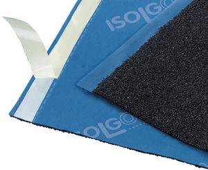 isolant acoustique / en caoutchouc / SBR / pour plancher