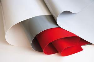 membrane textile en toile enduite