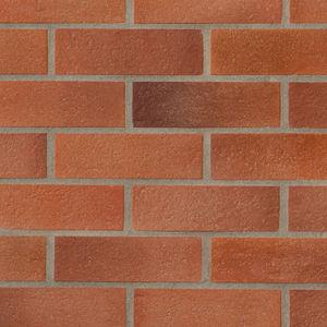 brique repressée / spéciale / pour mur