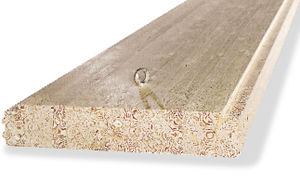 dalle de plancher en bois