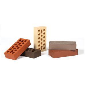 brique de parement de terre cuite