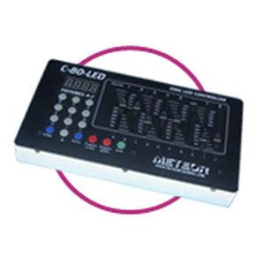 contrôleur DMX 80 canaux