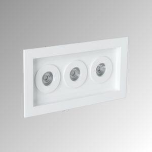 luminaire encastré / à LED / rectangulaire