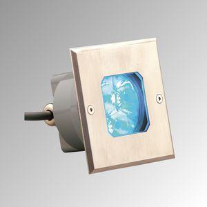 luminaire encastrable au sol / à LED / rectangulaire / d'extérieur