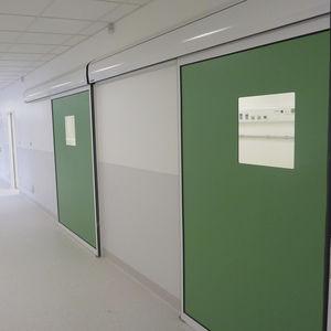 portes industrielles coulissantes