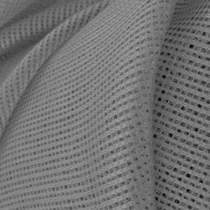 tissu pour rideaux / uni / polyester FR / lavable