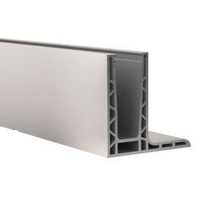 système de fixation aluminium