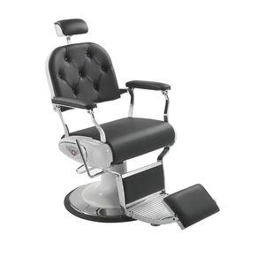 fauteuil de barbier en simili cuir