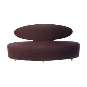 canapé en arc de cercle