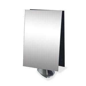 miroir à poser / contemporain / rectangulaire / pour salon d'esthétique