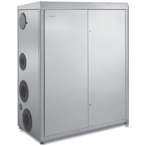 chaudière à gaz / résidentielle / professionnelle / à condensation