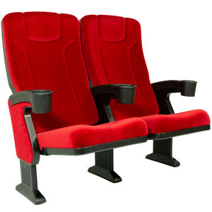 fauteuil de cinéma en tissu