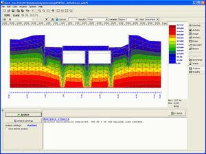 logiciel de calcul géotechnique