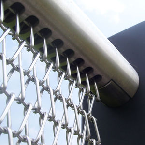 système de fixation en métal / pour garde-corps / pour extérieur