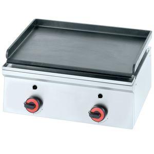 plaque de cuisson à gaz / professionnelle / pour cuisine