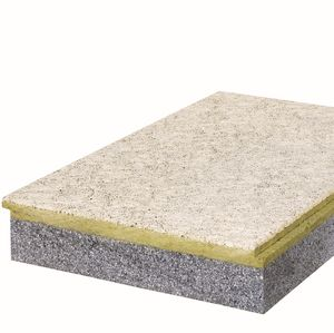 isolant thermique / en polystyrène expansé PSE / en laine de roche / en laine de bois