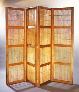 paravent classique / en bois