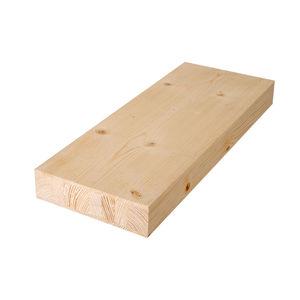 panneau de construction en bois massif