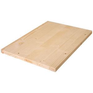 panneau de construction en bois lamellé-collé