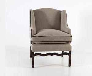 Fauteuil classique TILL William Yeoward en tissu