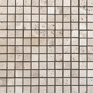 mosaïques d'intérieur / murales / de sol / en travertin