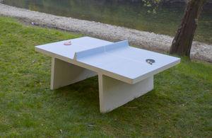 table de ping-pong pour aire de jeux