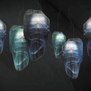 suspension / design original / en Lentiflex® / en Cristalflex®