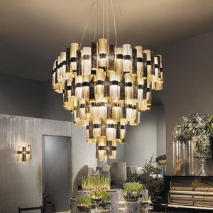 lustre contemporain / en Lentiflex® / en Cristalflex® / en Goldflex®
