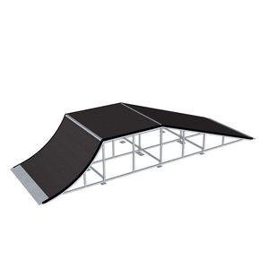 module fun box pour skatepark / pour bikepark