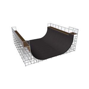 mini rampe pour skatepark