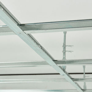 structure pour plafond en métal
