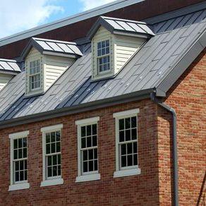 bardeau en métal / pour toit