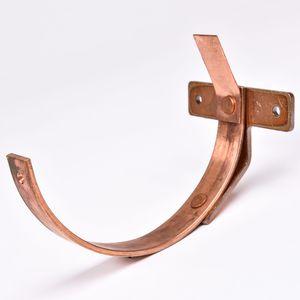 système d'ancrage en inox / de cuivre / en zinc / pour gouttières
