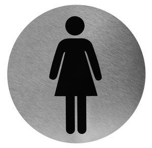 sticker mural silhouette / signalétique