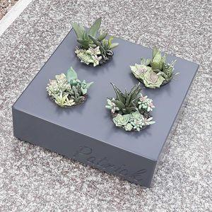jardinière en fibro-ciment