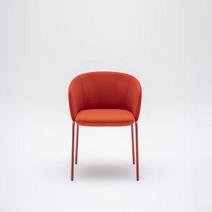 chaise visiteur contemporaine