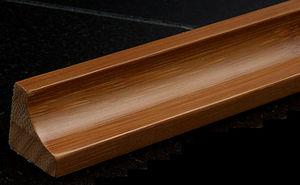 moulure en bois / d'angle / intérieure